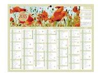 CBG Fleurs Mini - calendrier
