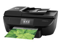HP Officejet 5740 e-All-in-One Multifunktionsprinter farve blækprinter