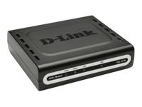 D-Link DSL 321B DSL-modem Ethernet 100 24 Mbps