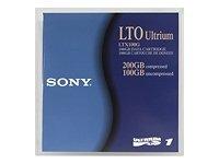 Sony Cinta de datos LTX-100GN LTO Ultrium 1 (100/200GB)LTX100GN