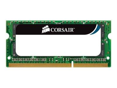 Kit 2xSoDimm Corsair 4GB DDR3 1066Mhz Mac
