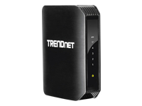 TRENDnet TEW-750DAP Trådløs router 4-port switch 802.11a/b/g/n