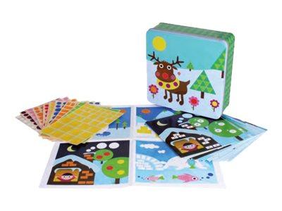 APLI kids Le monde polaire - kit de travaux créatifs
