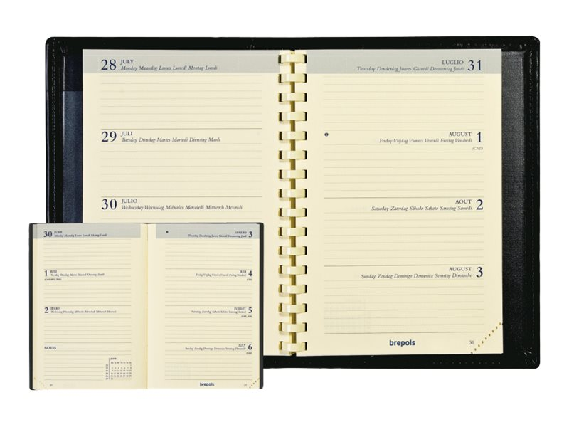 Brepols Woody Ellen Delta - agenda (pack de 20)