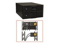 TRP UPS 10kVA Online Rack 6U Opcion Tarjeta SNMP