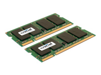 Crucial DDR2 CT2KIT25664AC800
