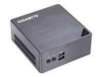 Gigabyte BRIX GB-BSi3H-6100 (rev. 1.0) - Barebone - Ultra Compact PC Kit