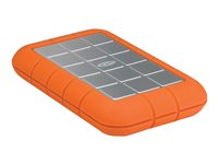 LaCie Rugged Triple STEU1000400 - Disco duro - 1 TB
