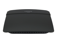 Linksys E1200 Trådløs router 4-port switch 802.11b/g/n 2,4 GHz