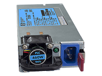 HP Common Slot High Efficiency - alimentation - branchement à chaud - 460 Watt