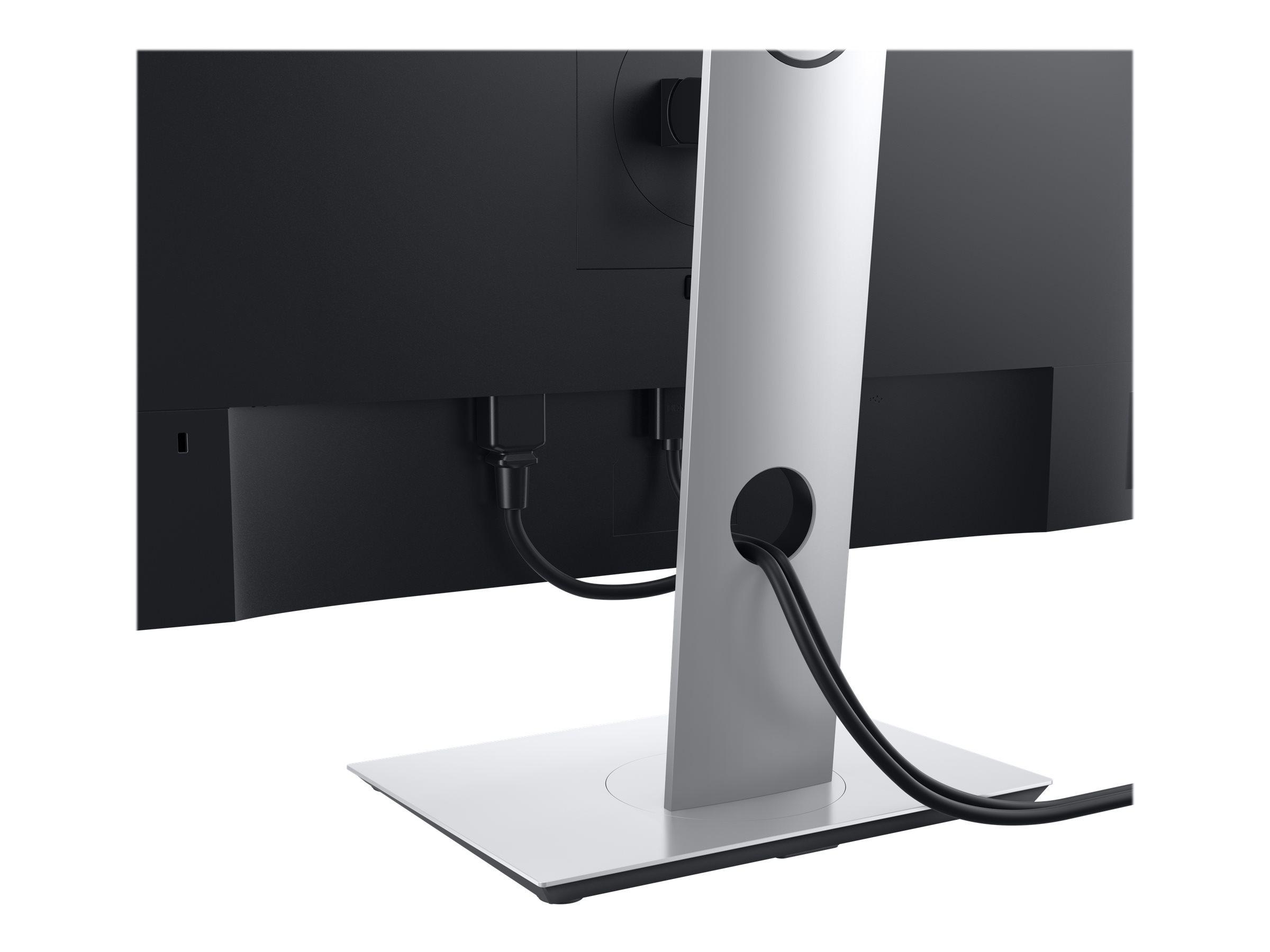 """Image de Dell P2719H - Écran LED - 27"""" (27"""" visualisable) - 1920 x 1080 Full HD (1080p) @ 60 Hz - IPS - 300 cd/m² - 1000:1 - 5 ms - HDMI, VGA, DisplayPort - avec 3 ans de Advanced Exchange Service et Premium Panel Guarantee - pour Latitude 7400 2-in-1; XPS 13 9380, 15 9570"""