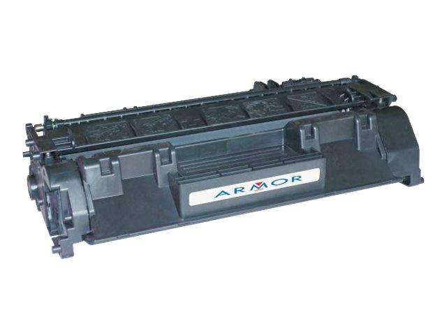 Armor L650 - noir - cartouche de toner (équivalent à : HP CF280A)