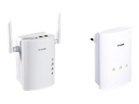 D-Link PowerLine AV Wireless N Starter Kit DHP-W307AV