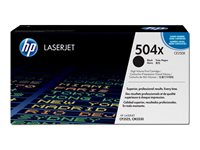 CE250X toner black 10500 str