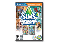 The Sims 3 Expansion Bundle