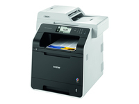 Brother DCP L8450CDW - imprimante multifonctions ( couleur )