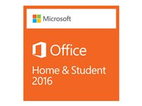 Microsoft Home and Student 2016 - License - Windows