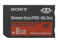 Sony Flashhukommelseskort 8 GB Memory Stick PRO-HG Duo