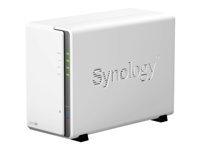 Synology Disk Station DS216se NAS-server 2 bays SATA 6Gb/s