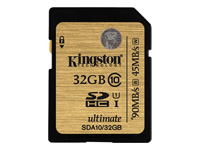 Kingston M�moires g�n�riques SDA10/32GB