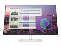 HP EliteDisplay E324q - LED monitor - 31.5