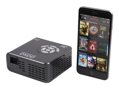 AAXA P5 Pico Projector - DLP projector - 300 lumens - 1280 x 720 - 16:9 - HD 720p