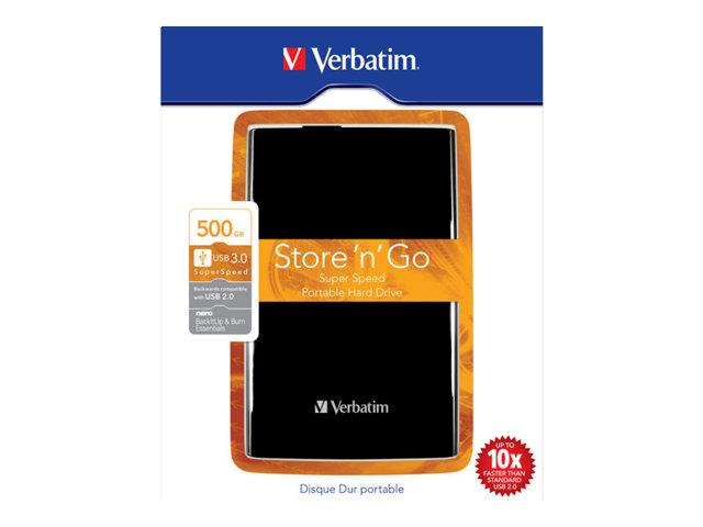 Verbatim Store \'n\' Go Portable