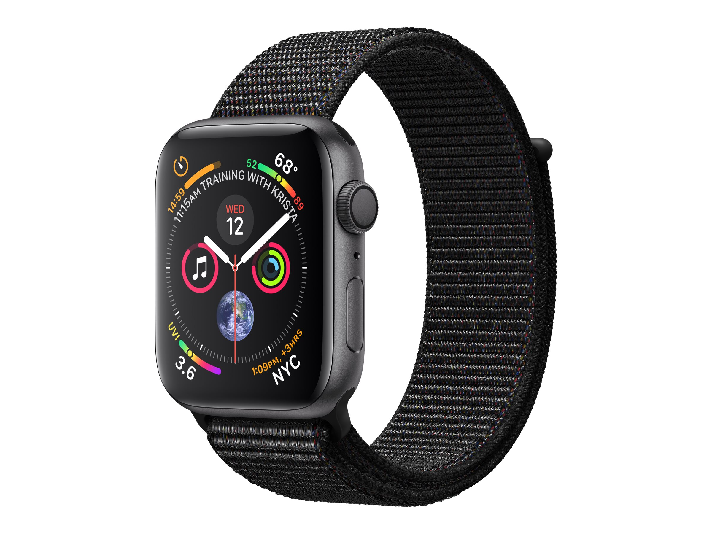 fd08da36dcd PC-Lager ApS - Smart-ure - Apple Watch Series 4 (GPS) 44 mm Grå Smart ur