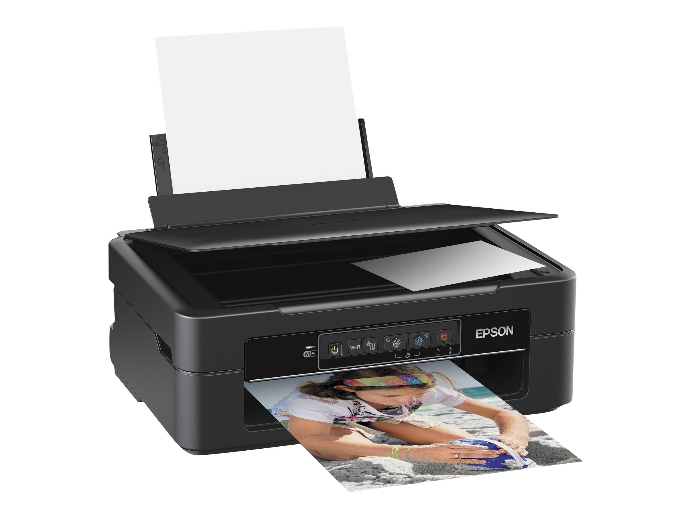 epson expression home xp 235 imprimante multifonctions couleur imprimantes jet d 39 encre. Black Bedroom Furniture Sets. Home Design Ideas