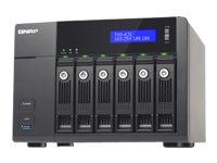 Qnap Serveur NAS TVS-671I34G-24TRED