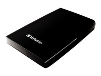 Verbatim Store 'n' Go Portable Harddisk 500 GB ekstern (bærbar)