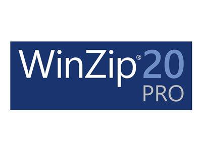 WinZip Pro - (v. 20) - licence - 1 uživatel - stažení - ESD - Win - angličtina