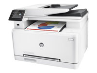 HP LaserJet Pro MFP M277dw - Multifunction printer - color
