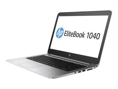 "HP EliteBook 1040 G3 - Core i5 6300U / 2.4 GHz - Win 10 Pro 64-bit - 16 GB RAM - 256 GB SSD - 14"" 2560 x 1440 (WQHD) - HD Graphics 520 - Wi-Fi, NFC, Bluetooth - kbd: US - with 3 Years HP Care Pack Pick-Up and Return Service for Travelers"