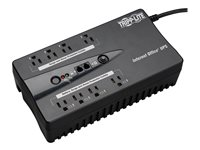 Tripp Lite UPS 550VA 300W Desktop Battery Back Up Compact 120V USB RJ11 PC