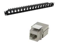 MCL Samar Coffret, baies et accessoires PB-UNI6A/16BN