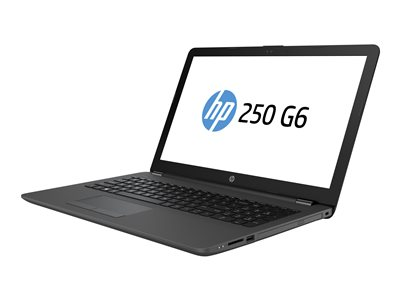 "HP 255 G6 - A6 9220 / 2.5 GHz - Win 10 Pro 64-bit - 8 GB RAM - 256 GB SSD SED - DVD-Writer - 15.6"" TN 1366 x 768 (HD) - Radeon R4 - Wi-Fi, Bluetooth - jet black - kbd: US - with HP Elite Support"