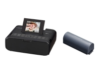 Canon SELPHY CP1200 Battery Pack Bundle
