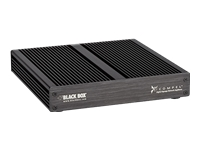 Black Box iCOMPEL V Series Digital Signage 4-Zone Subscriber, Fanless