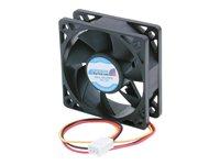 STARTECH - COMPUTER PARTS StarTech.com 60x20mm Replacement Ball Bearing Computer Case Fan w/ TX3 ConnectorFAN6X2TX3