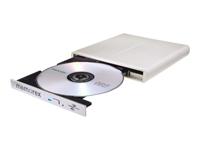 Memorex 8x Multi-Format Slim External DVD Recorder