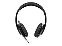 Logitech USB Headset H540 - casque