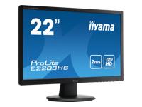 Iiyama ProLite LCD E2283HS-B1