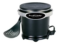 Presto FryDaddy 05420 - Deep fryer - 1.2 kW