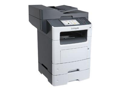 Image of Lexmark XM3150 - multifunction printer ( B/W )