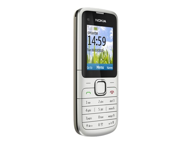 Nokia C1-01 Mobile Phone product reviews and price comparison