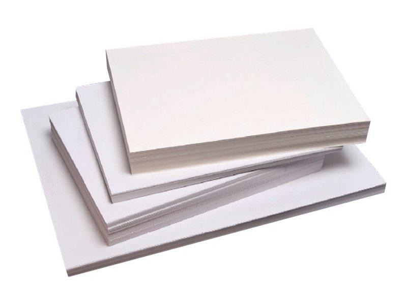 Clairefontaine - Papier à dessin - 50 x 65 cm - 25 feuilles - blanc naturel