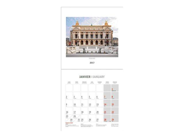 CBG Paris - agenda illustré