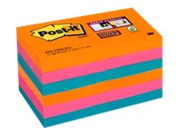 Post-it Super Sticky Bangkok 622-12SS-EG - notes repositionnables