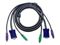 1.8m Aten PS2 KVM Cable